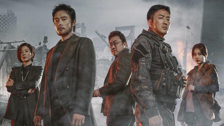 【影評】《白頭山:半島浩劫》:如果《絕地任務》有個韓國兒子,我們找到他了首圖