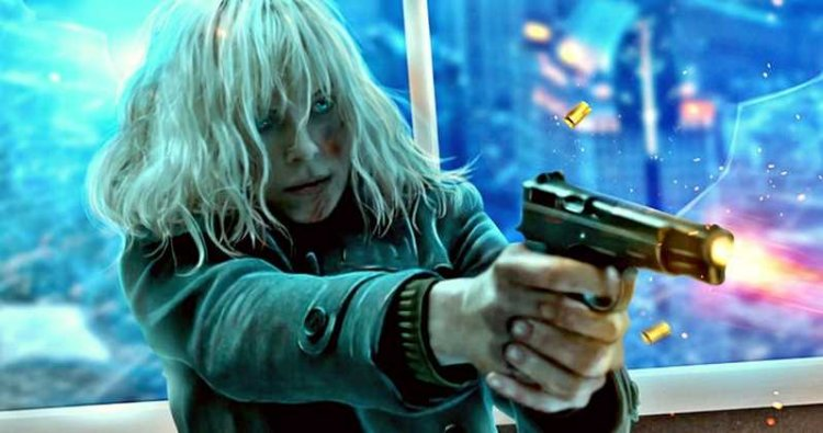 《極凍之城》(Atomic Blonde)劇照。