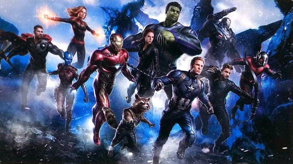 《 復仇者聯盟4 》劇情能看出薩諾斯彈指過後對於英雄們的影響。