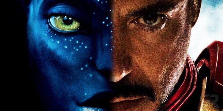 《復仇者聯盟:終局之戰》(Avengers: Endgame) 與《阿凡達》(Avatar)。