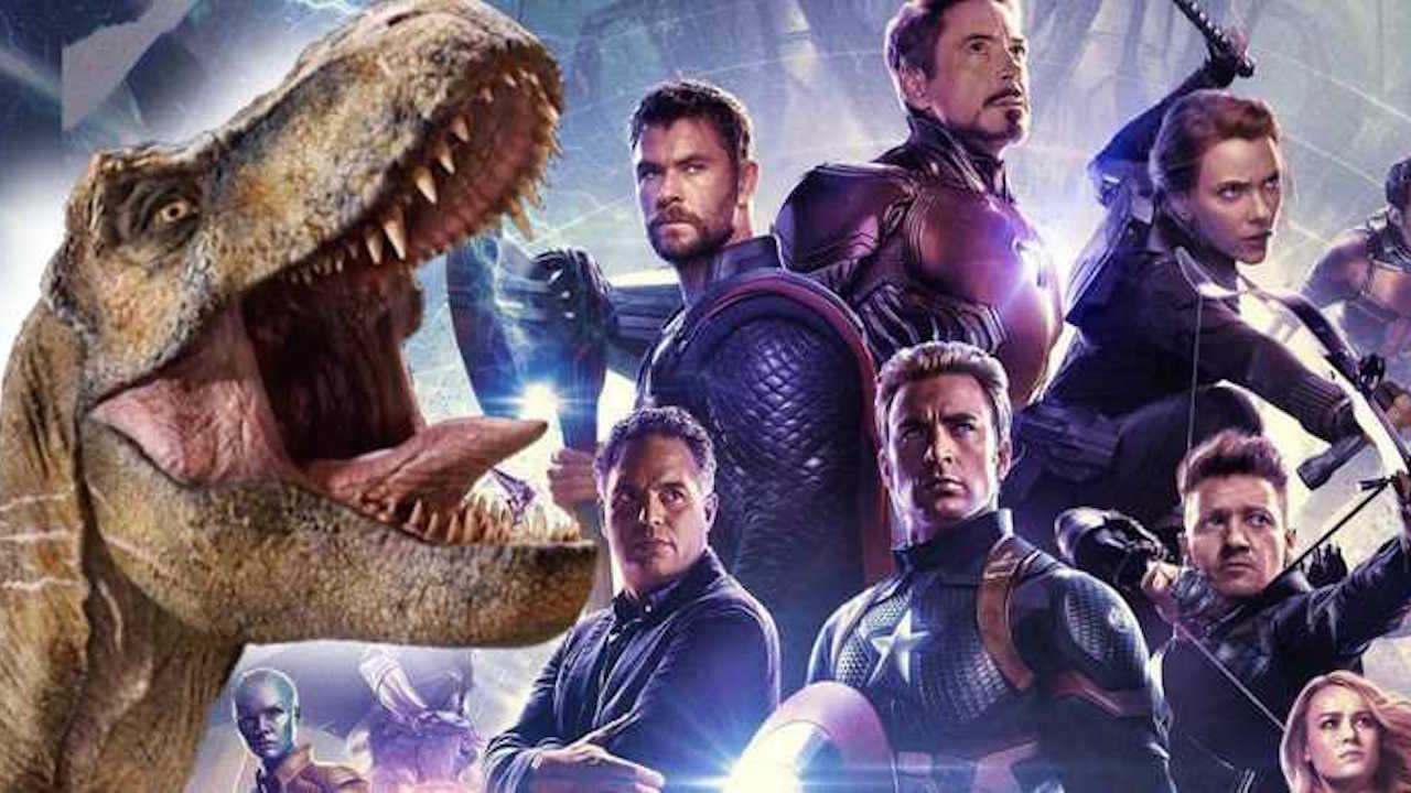 超級英雄戰勝恐龍!《復仇者聯盟 4:終局之戰》擠下《侏羅紀世界》躍上影史票房第五名首圖