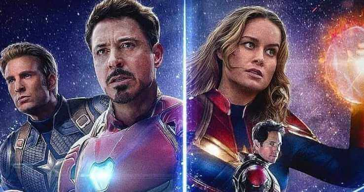 《驚奇隊長》(Captain Marvel) 蟬聯全球票房冠軍兩週