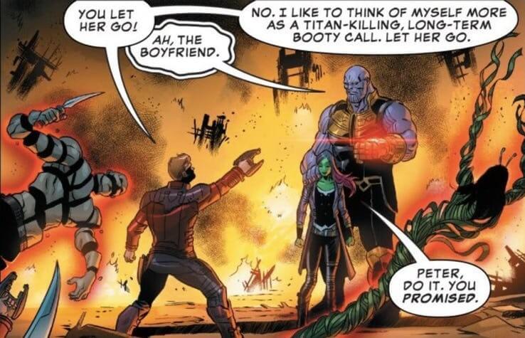 《復仇者聯盟:終局之戰》前導漫畫 (MARVEL'S AVENGERS: ENDGAME PRELUDE)