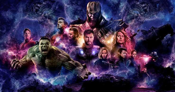 《復仇者聯盟 4:終局之戰》即將在台上映。