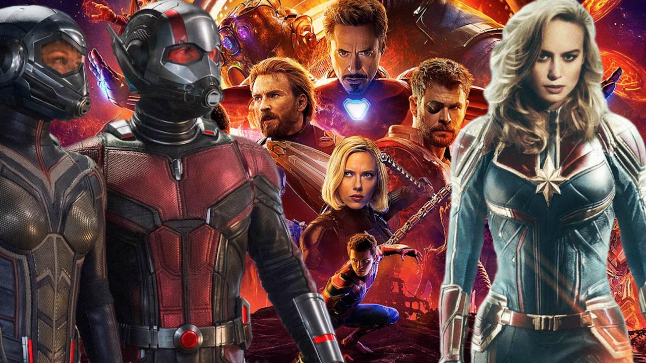 驚奇隊長受不了!《復仇者聯盟:終局之戰》超級英雄戰服太折磨,蟻人、奧科耶也發難首圖