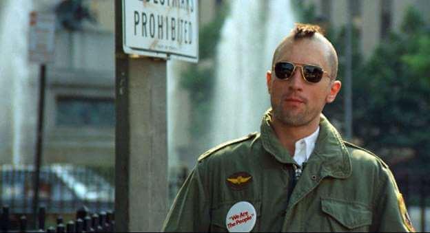 馬丁史柯西斯導演 1976 年作品《計程車司機》是鬼才導演昆汀塔倫提諾的愛片之一。