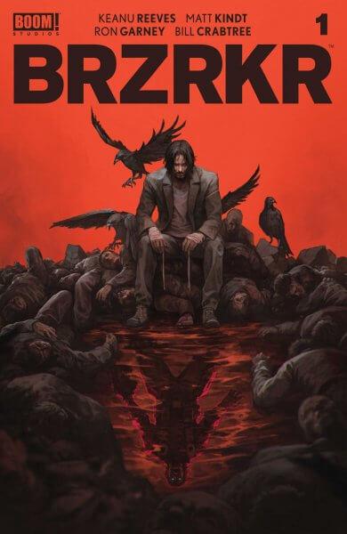 《狂戰士》漫畫第一期。