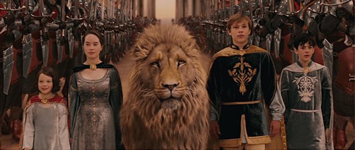 全球粉絲都十分期待《 納尼亞傳奇 》重啟全新影視冒險。