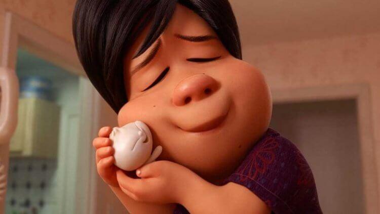 皮克斯短片《包子》(Bao)。