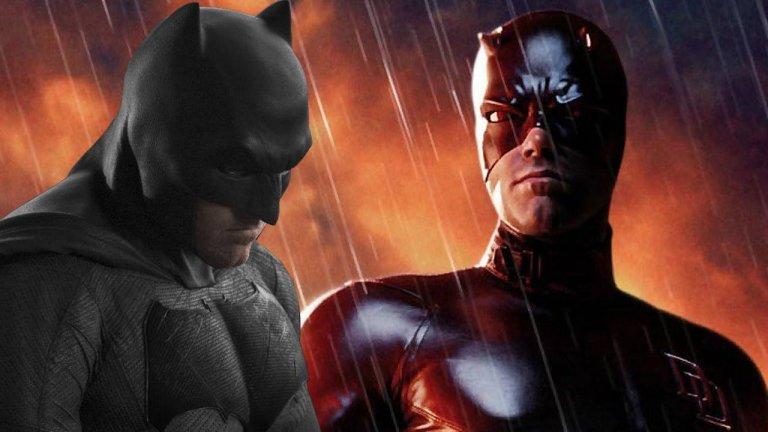 【電影背後】2003 年的《夜魔俠》(五):改變班艾佛列克與麥特戴蒙命運 —— 一切都是蝙蝠奶頭的錯!
