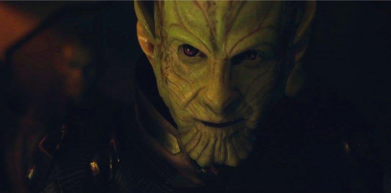 從《驚奇隊長》電影中開此正式現身,來自外星的反派:史克魯爾人 (Skrulls)。