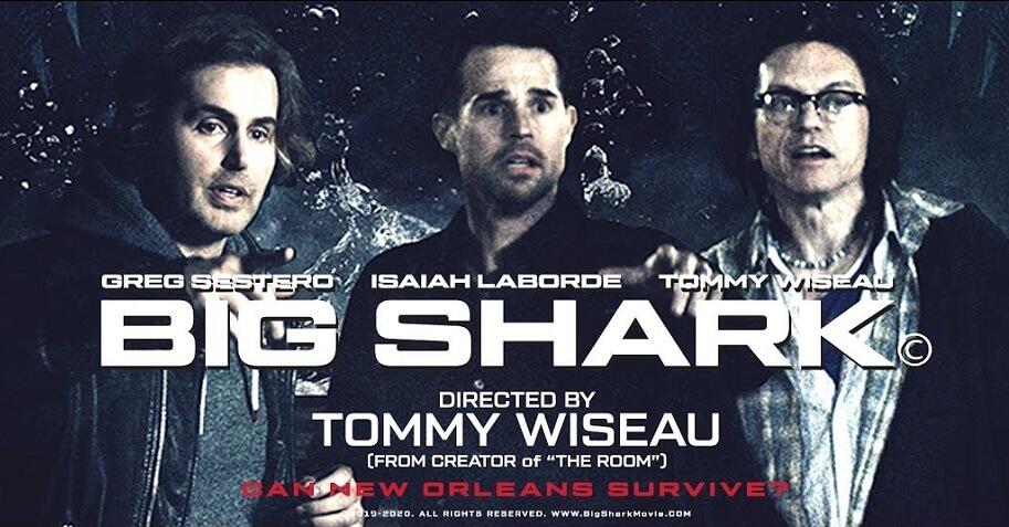 史上最神爛片《房間》導演湯米維索邪典新作 — 沒有最ㄎ一ㄤ 只有更ㄎ一ㄤ的《大鯊魚》Big Shark首圖