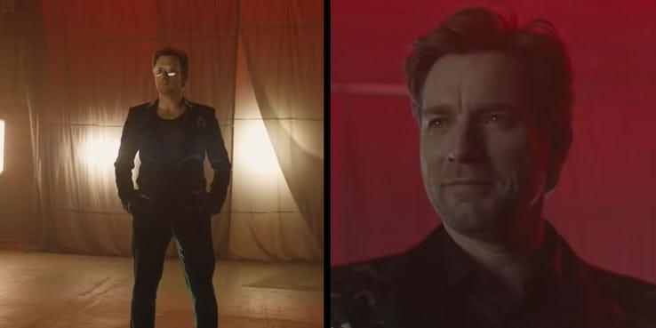 《猛禽小隊》中,伊旺麥奎格 (Ewan McGregor) 將飾演本片反派「黑面具」。