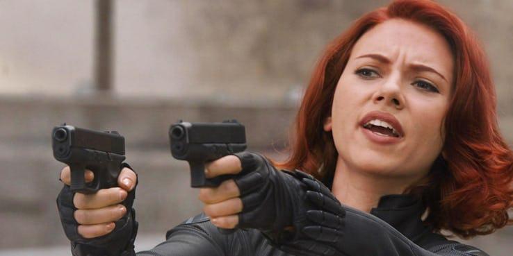 在《復仇者聯盟》系列電影中現身的「黑寡婦」娜塔莎獨立電影即將開拍。