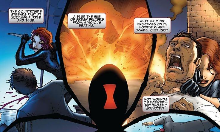 《復仇者聯盟:黑寡婦出擊》(The Avengers: Black Widow Stricks)