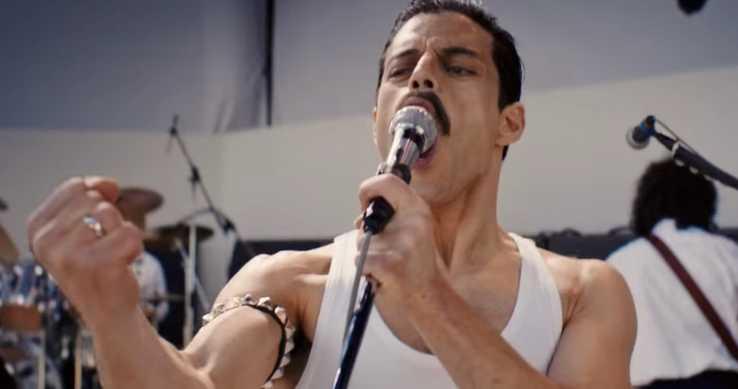 雷米馬利克 在《 波希米亞狂想曲 》的演出廣獲影評人好評。