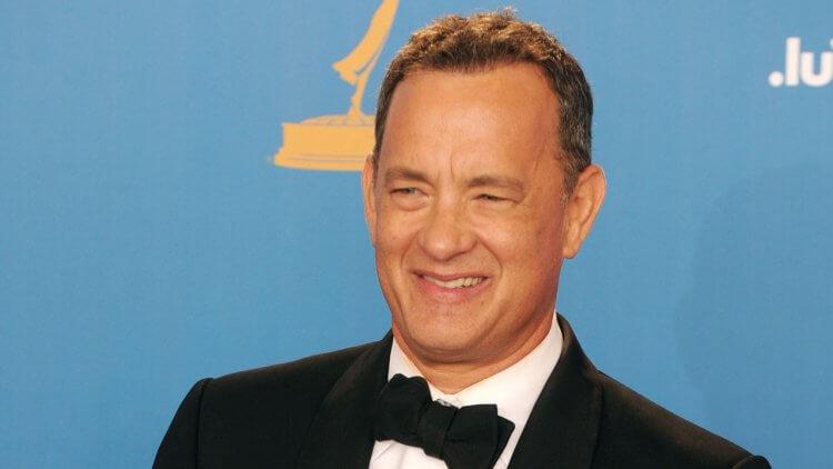 湯姆漢克斯 (Tom Hanks) 幾乎沒有演過反派角色