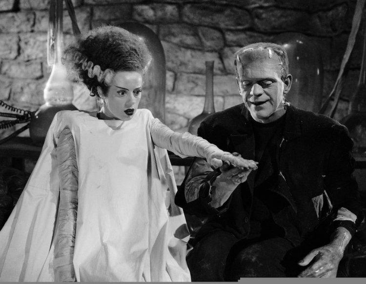 金馬奇幻影展電影《科學怪人的新娘》。