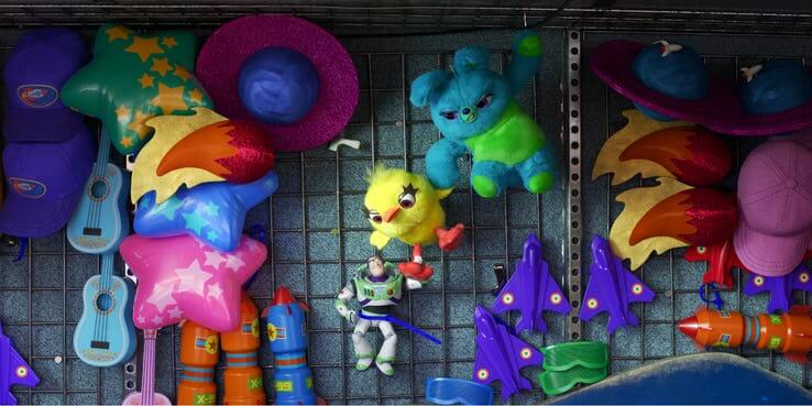 《玩具總動員 4》(Toy Story 4) 皮克斯球的貼紙