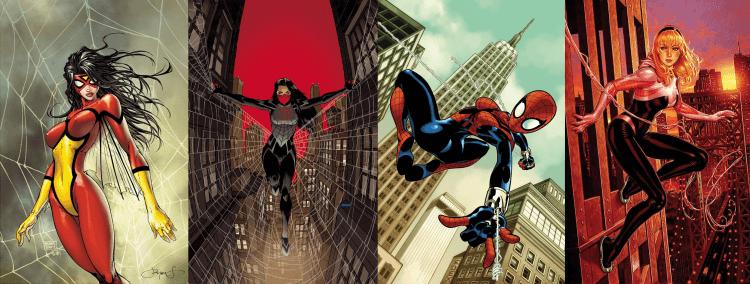 據傳蜘蛛宇宙女性蜘蛛人將有外傳電影計畫