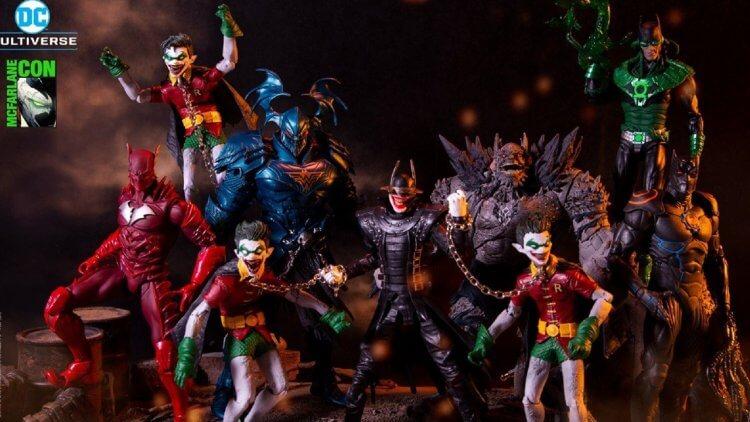 蝙蝠俠和AI阿福、閃電俠都曾融為一體?《暗夜:金屬》中「黑暗多元宇宙」的七大蝙蝠俠種類介紹!首圖