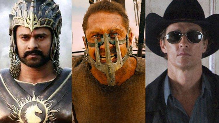 日本資深影迷的心頭好 !《映畫秘寶》票選 2010 年代十大佳片《瘋狂麥斯:憤怒道》《帝國戰神:巴霍巴利王》《殺手喬一下》皆入榜首圖