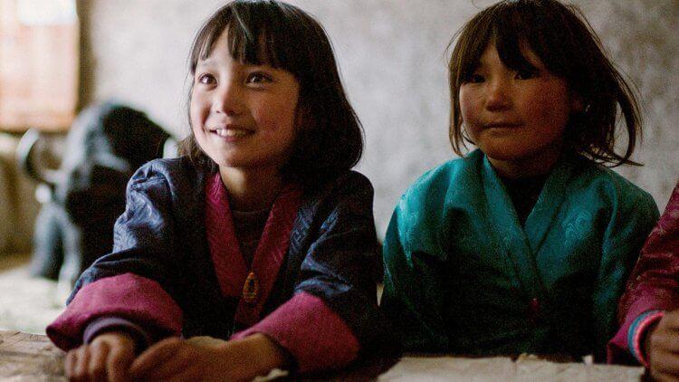 【影評】《不丹是教室》: 偏鄉教育讓人反思幸福真諦首圖