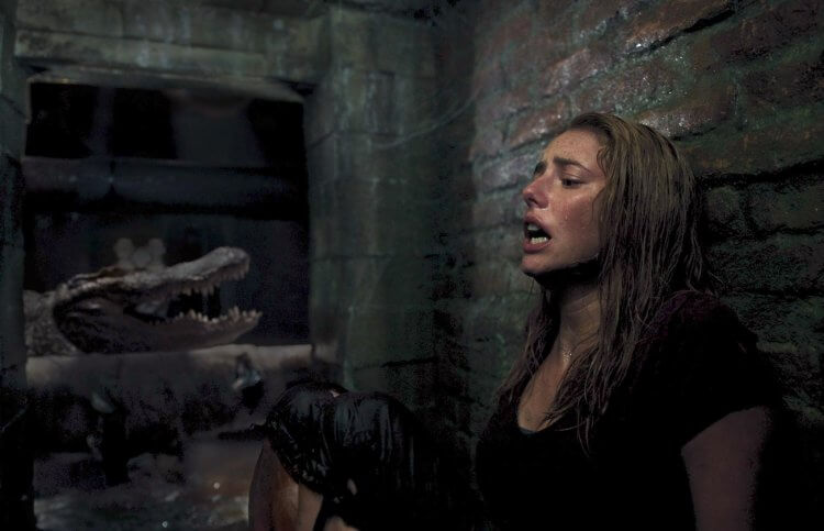 《鱷魔》(Crawl) 劇照。
