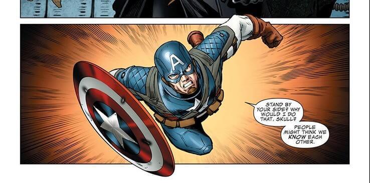 《美國隊長:第一位復仇者》(Captain America: First Vengeance)