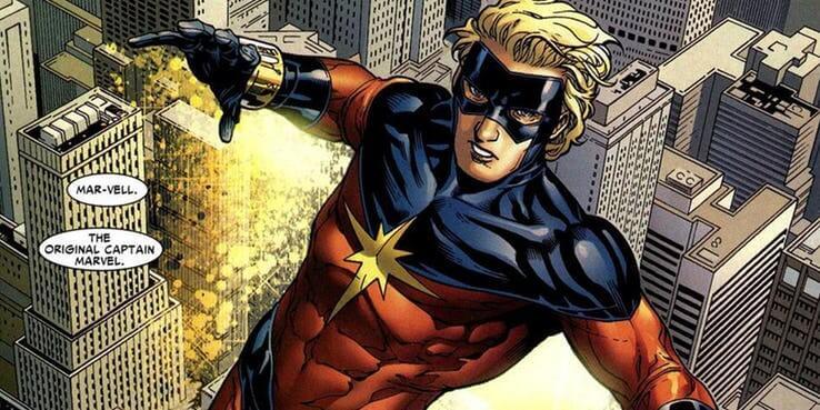 《 驚奇隊長 》 克里人 Starforce 隊長 邁威爾 (裘德洛 飾)。