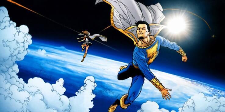 《沙贊!》在漫畫原作中,比利的好朋友佛萊迪擁有變身成「驚奇隊長二世 (Captain Marvel Junior)」的神力。