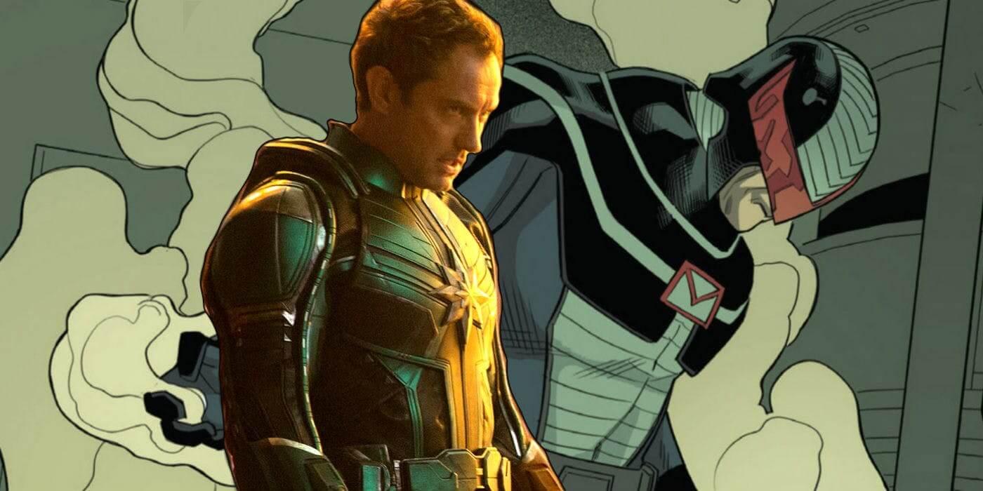 裘德洛在《驚奇隊長》中所飾演的角色究竟是初代驚奇隊長?還是反派「勇羅格」?將在電影上映後揭曉真正身分。