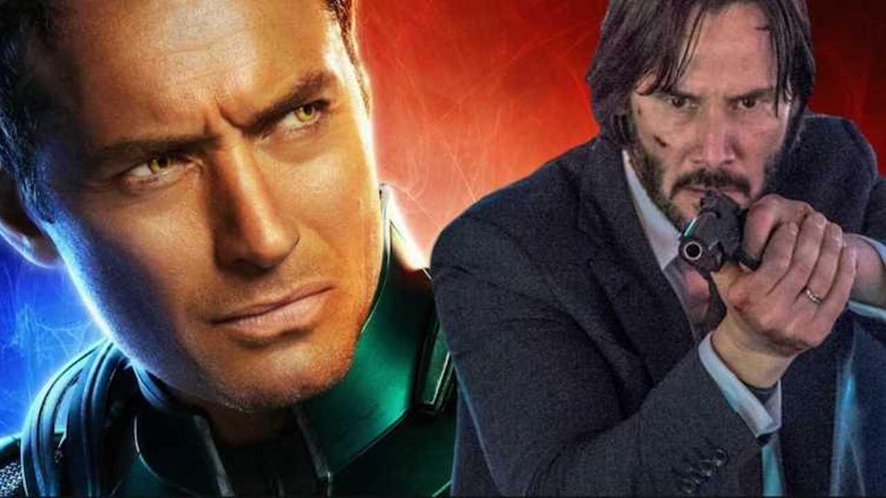 你知道嗎?基哥原本有望演出《驚奇隊長》裘德洛的神祕角色,卻與《捍衛任務 3》撞行程首圖