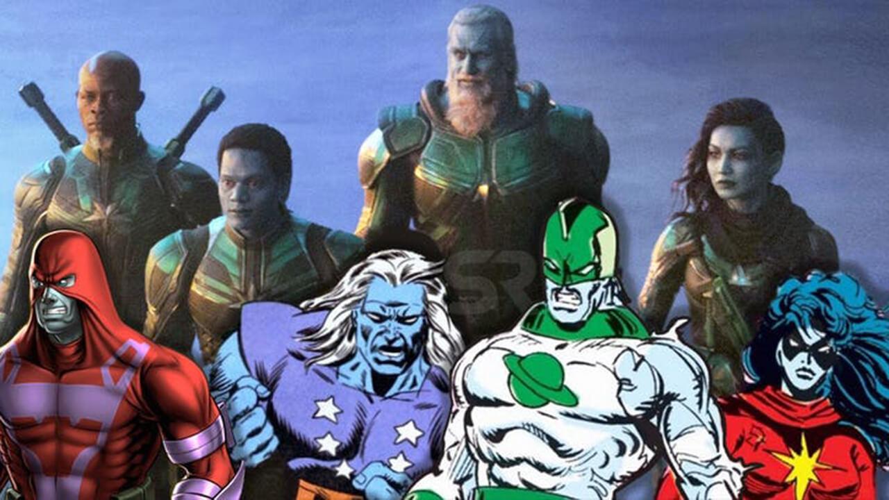 MCU 最新作《驚奇隊長》率克里人星際部隊「Starforce」7位戰士前來!首圖