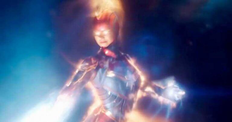 2019 年 3 月 6 日在台上映的漫威超級英雄電影:《驚奇隊長》。