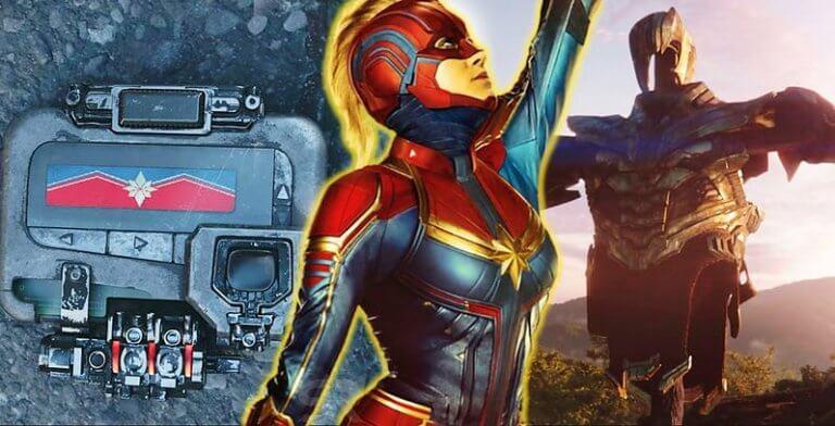 【復仇者聯盟】卡蘿丹佛斯將如何加入「終局之戰」?《驚奇隊長》羅素兄弟跨刀的片尾彩蛋解析