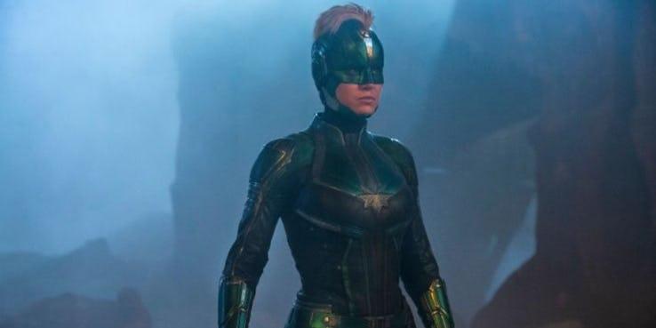布麗拉森所飾演的《驚奇隊長》將在片中重現漫畫中經典的莫霍克頭造型。