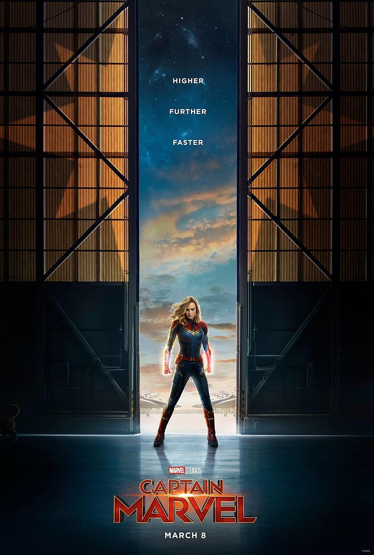 驚奇隊長的貓-《驚奇隊長》(Captain Marvel) 最新電影海報釋出