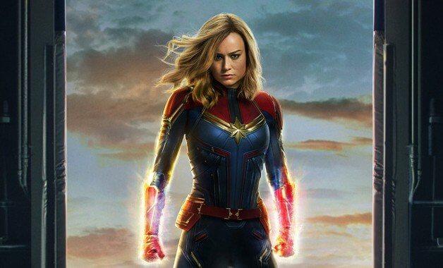 《驚奇隊長》首週票房告捷,有望成為影史上首映週末全球票房成績第六高的電影。