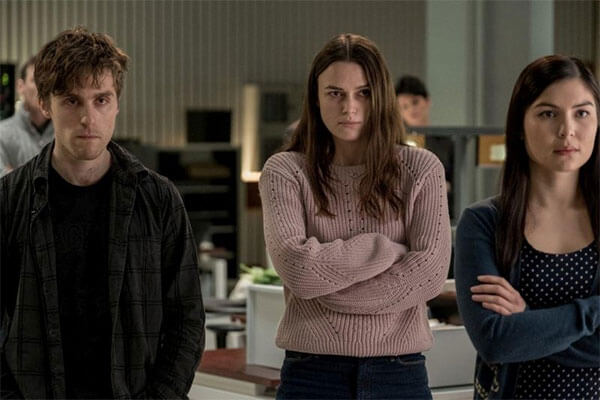 由綺拉奈特莉主演的《瞞天機密》將於 9/27 於台正式上映。