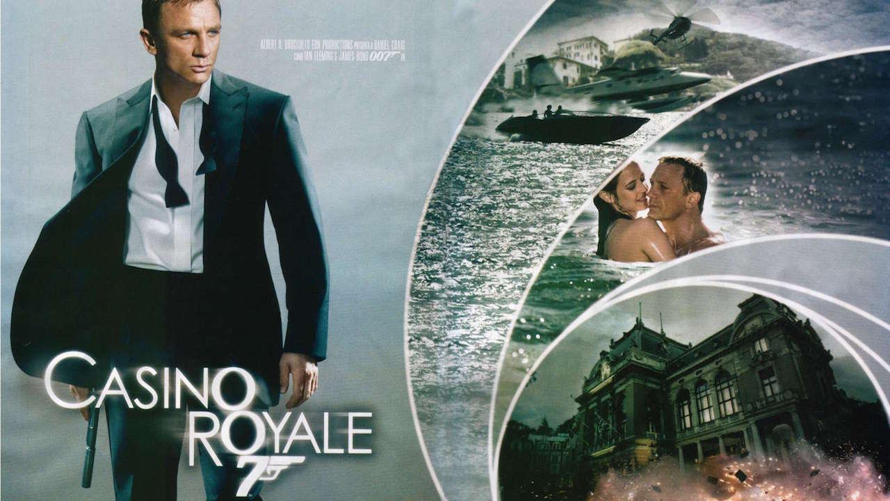 【電影背後】遺失的龐德電影:昆汀塔倫提諾之皇家夜總會