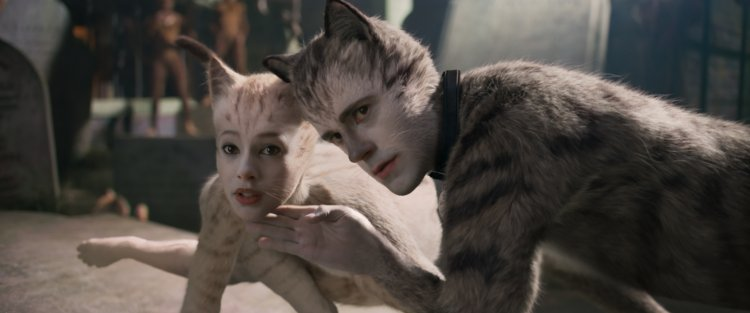 HBO《CATS 貓 》劇照。