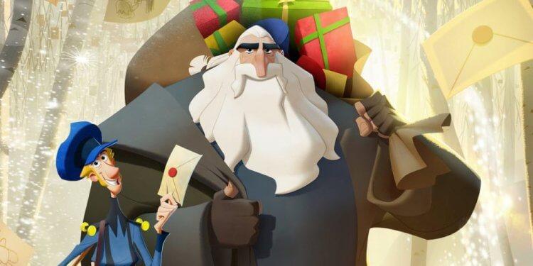《克勞斯:聖誕節的秘密》講述傑斯伯與玩具工人克勞斯的相遇,提供了另種版本聖誕節由來的故事。