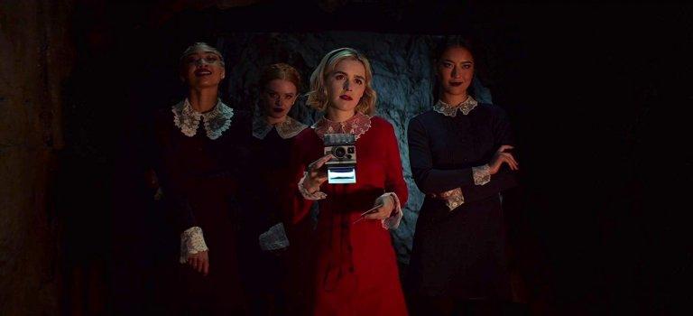 熱門影集《莎賓娜的顫慄冒險》將在 2019 年 4 月播出第二季,共 10 集。