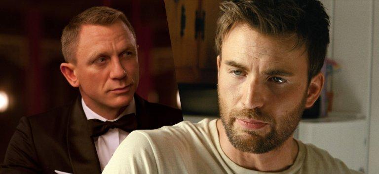 007 丹尼爾克雷格(Daniel Craig) 將與克里斯伊凡 (Chris Evans) 合體犯罪新作《Knives Out》。