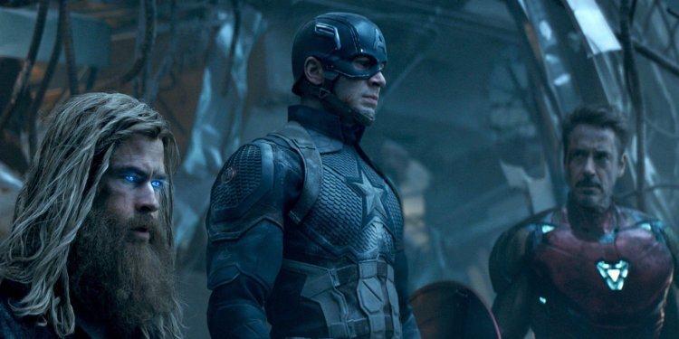 《復仇者聯盟 4:終局之戰》(Avengers: Endgame) 劇照。