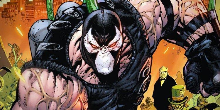 《蝙蝠俠:班恩的復仇》(Batman: Vengeance of Bane)