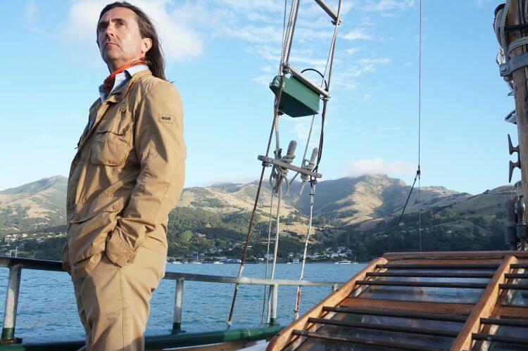 BBC 英劇影集《海濱紐西蘭》第 2 季節目畫面。