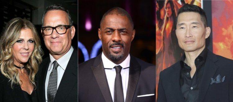 新冠病毒引起的肺炎波及全世界,包含湯姆漢克斯等好萊塢影星名人也確診隔離療養中。