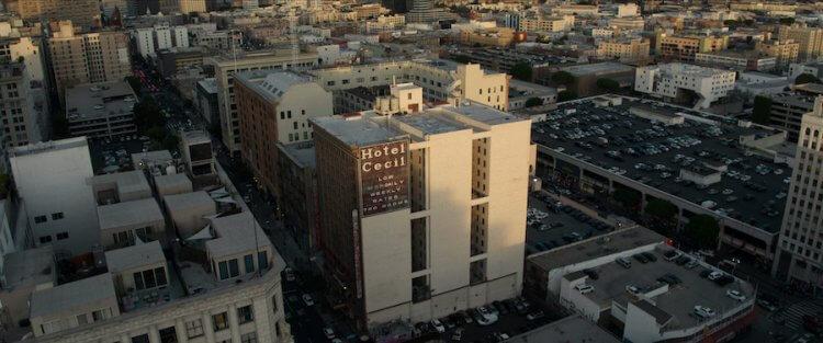 《犯罪現場:賽西爾酒店失蹤事件》劇照。